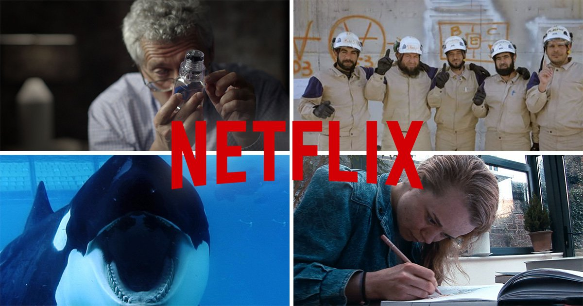 6 of the best documentary movies to watch on Netflix