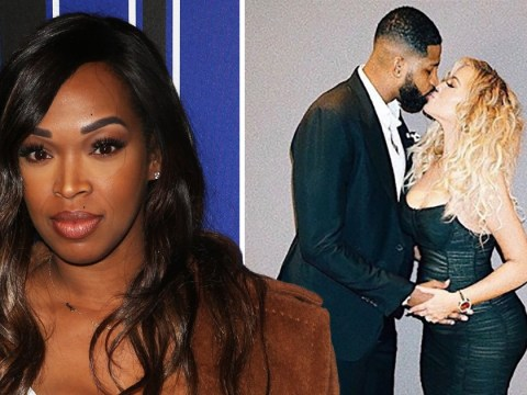 Khloe Kardashian's best friend shares cryptic post amid Tristan Thompson 'cheat' claims and Kourtney is first to like