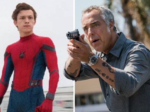 Bosch star Titus Welliver is totally up for going head-to-head with Tom Holland's Spider-Man as Kraven the Hunter