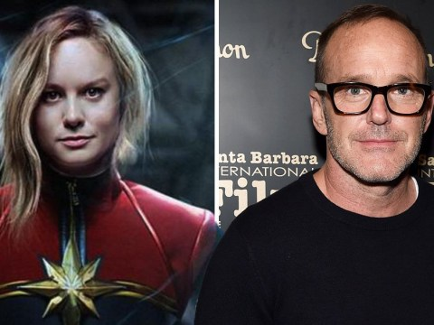 Clark Gregg returns to the MCU as he starts filming on Captain Marvel
