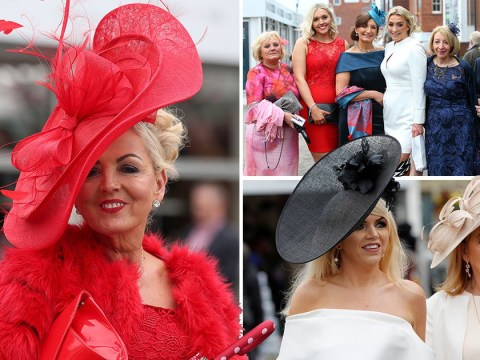 Best outfits from Aintree as Grand National Festival kicks off in style