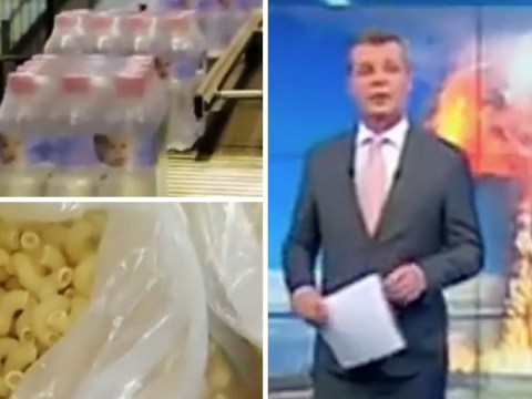 Russia's state TV tells people to prepare for World War Three and best foods to take into shelters