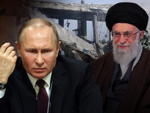 Russia and Iran warn of 'consequences' as NATO backs Syria bombing