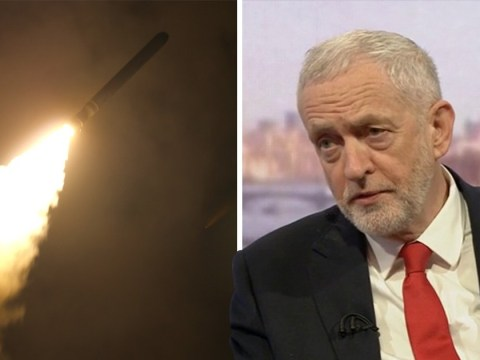 Jeremy Corbyn wants new law to stop airstrikes without a vote
