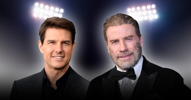 Tom Cruise and John Travolta hate each other