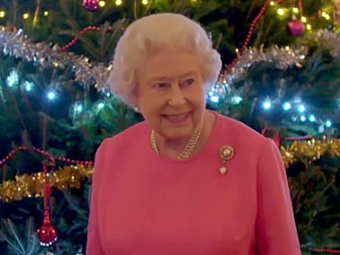 Queen reveals what cheeky Harry and William really get up to at Christmas
