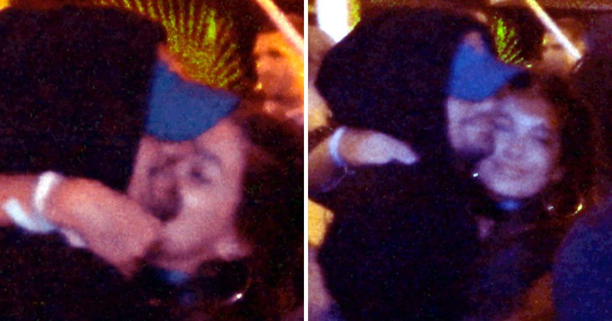 Leonardo DiCaprio spotted kissing 20-year-old model Camila Morrone at Coachella