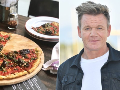 Gordon Ramsay gets support from his fans as he declares he's 'giving this vegan thing a try'