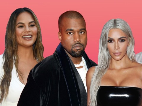 Kanye West 'wants to get rid of everything', Chrissy Teigen offers up refuge – and Kim isn't having anyone's jokes