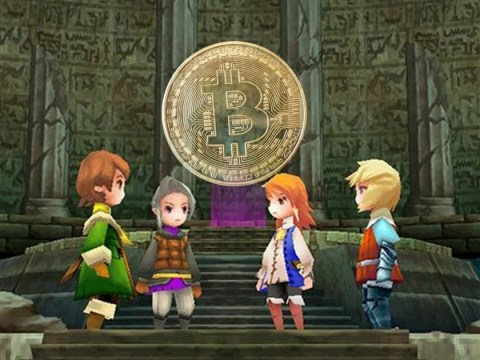 Was Bitcoin's rise predicted more than 20 years ago in the beloved video game Final Fantasy III?
