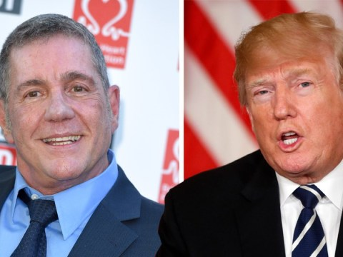 Dale Winton was a big fan of Donald Trump, claiming he would 'save the world'