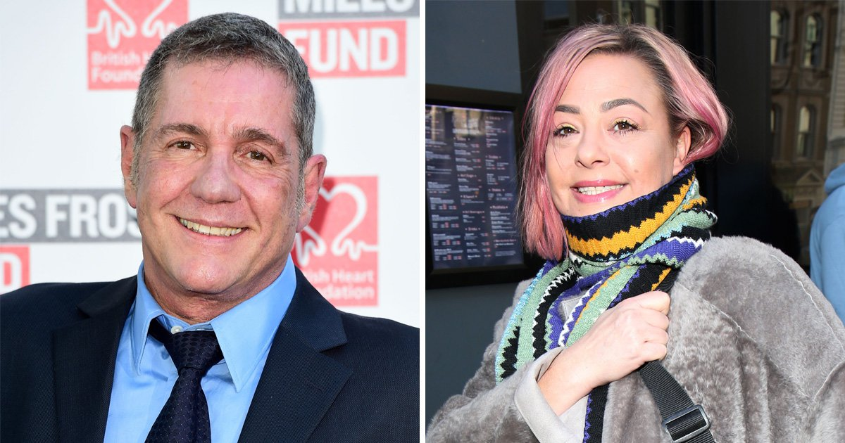 'Absolutely gutted': Lisa Armstrong saw Dale Winton just one week before he died