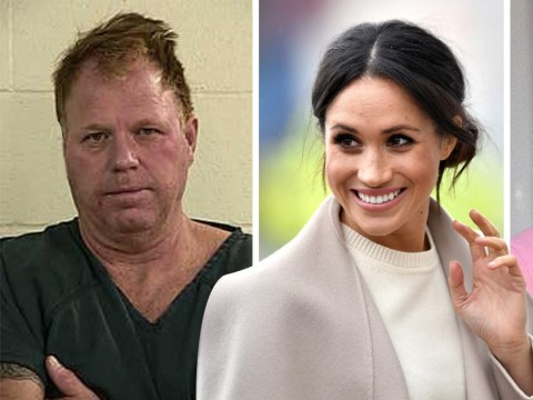 Meghan Markle's half brother says she's trying to be the new Diana