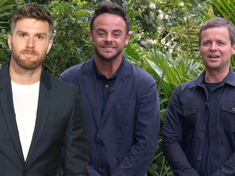 Joel Dommett admits he's 'not in the loop' as Ant McPartlin's I'm A Celebrity future remains up in the air