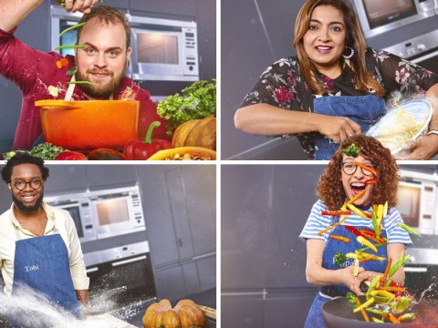 A farmer, a Maths teacher and a mum who has never used a cookbook: Meet the 10 Britain's Best Cook hopefuls