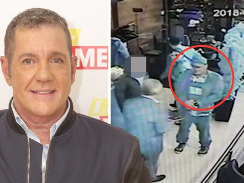 Dale Winton 'laughs and jokes with friends' on night out days before shock death