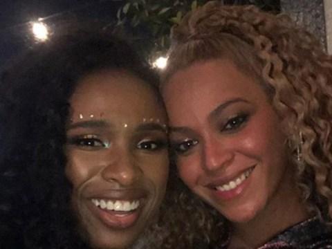 Beyonce reunites with her ultimate Dreamgirl Jennifer Hudson at Coachella