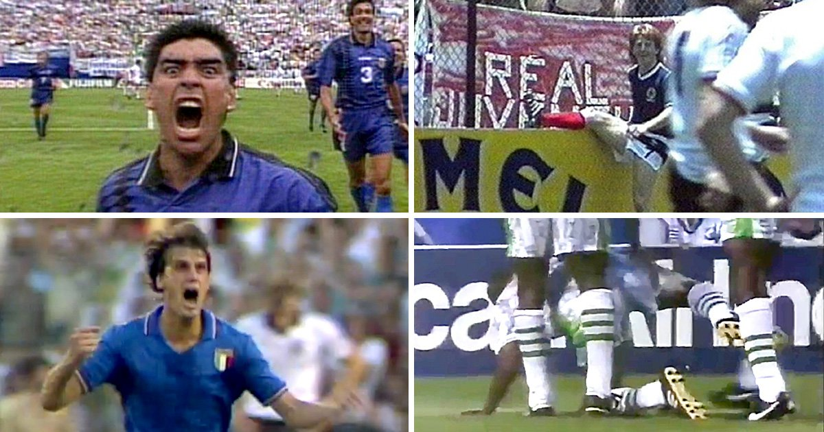 From Bebeto to Tardelli: The greatest goal celebrations in the history of the World Cup
