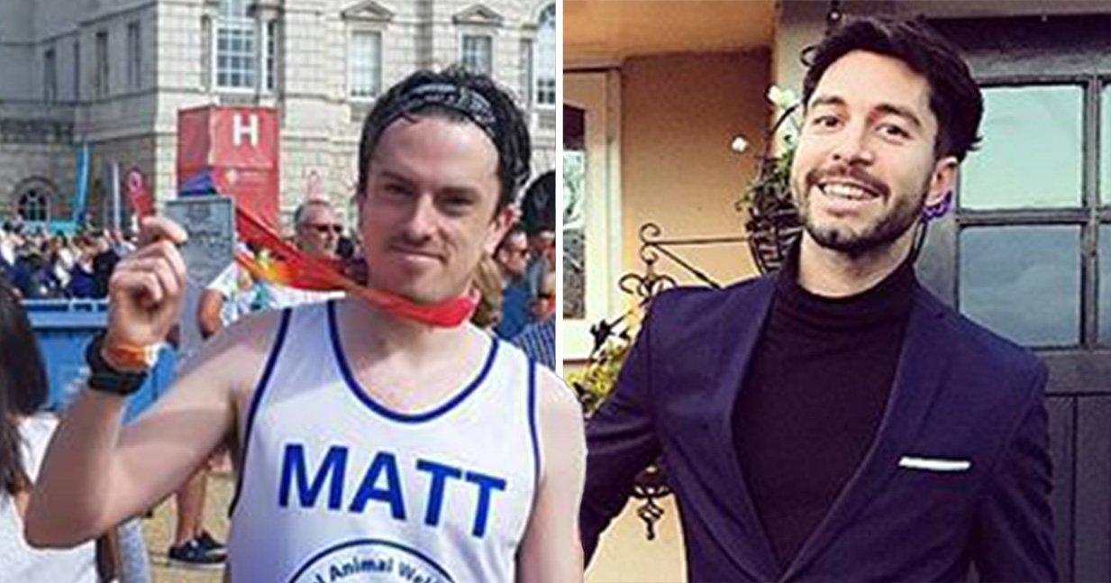 Thousands vow to run last 3.7miles of London Marathon for Matt Campbell