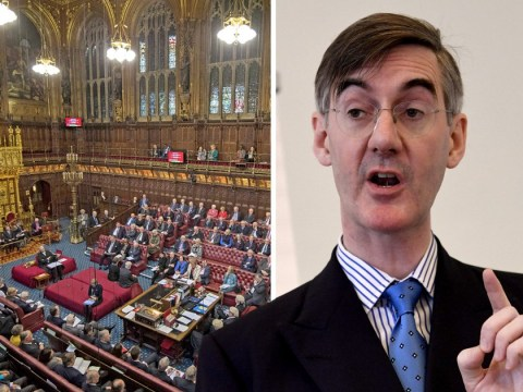 Jacob Rees-Mogg accuses House of Lords of 'playing with fire' over Brexit