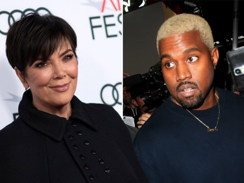 Kris Jenner defends Kanye West over claims they've had explosive rows