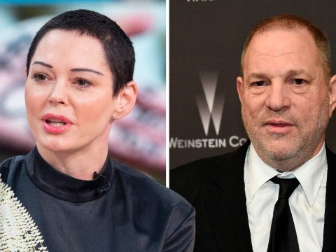 Rose McGowan claims Harvey Weinstein has been in contact with her