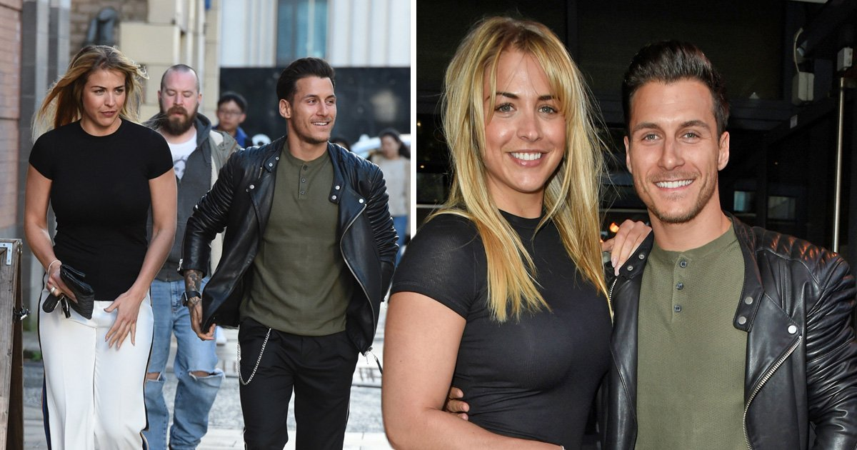 Gemma Atkinson and Gorka Marquez are complete couple goals as they cosy up after dancer talks kids