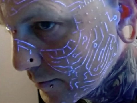 'Transhumanist' has gone through hundreds of body modifications to evolve with technology and time
