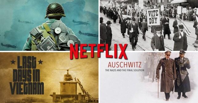 Best historical documentaries on Netflix (Robert Keeling)