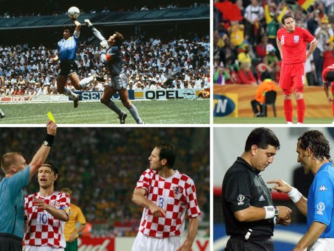 The worst refereeing decisions in the history of the World Cup