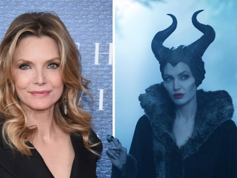 Michelle Pfeiffer is being lined up for a role Maleficent 2 alongside Angelina Jolie and Elle Fanning
