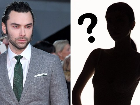 Aidan Turner 'engaged to 24-year-old law graduate' after less than a year of dating