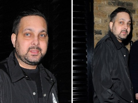 Dynamo enjoys night out in London amid health battle after revealing he's working on new tricks for epic comeback