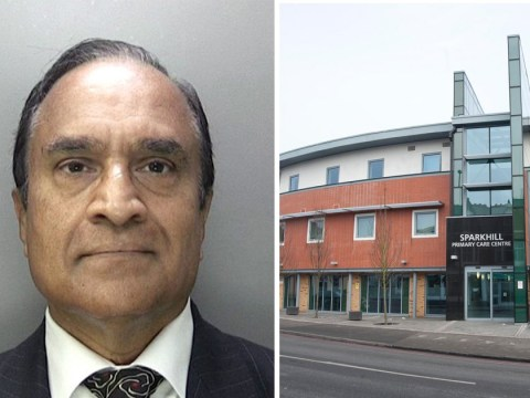 Doctor groped patient's breasts when she went to see him about heart attack