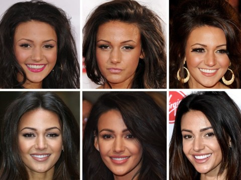 Michelle Keegan insists she hasn't had a nose job and claims she's 'too scared' to have plastic surgery