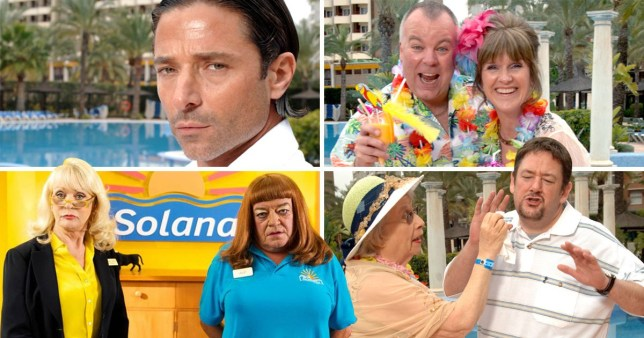 Benidorm is CANCELLED