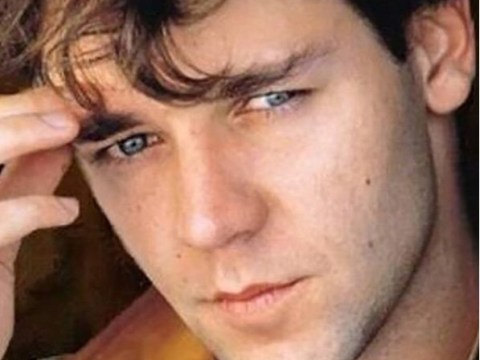 Russell Crowe reminds us why he was a 90s heartthrob with an epic throwback
