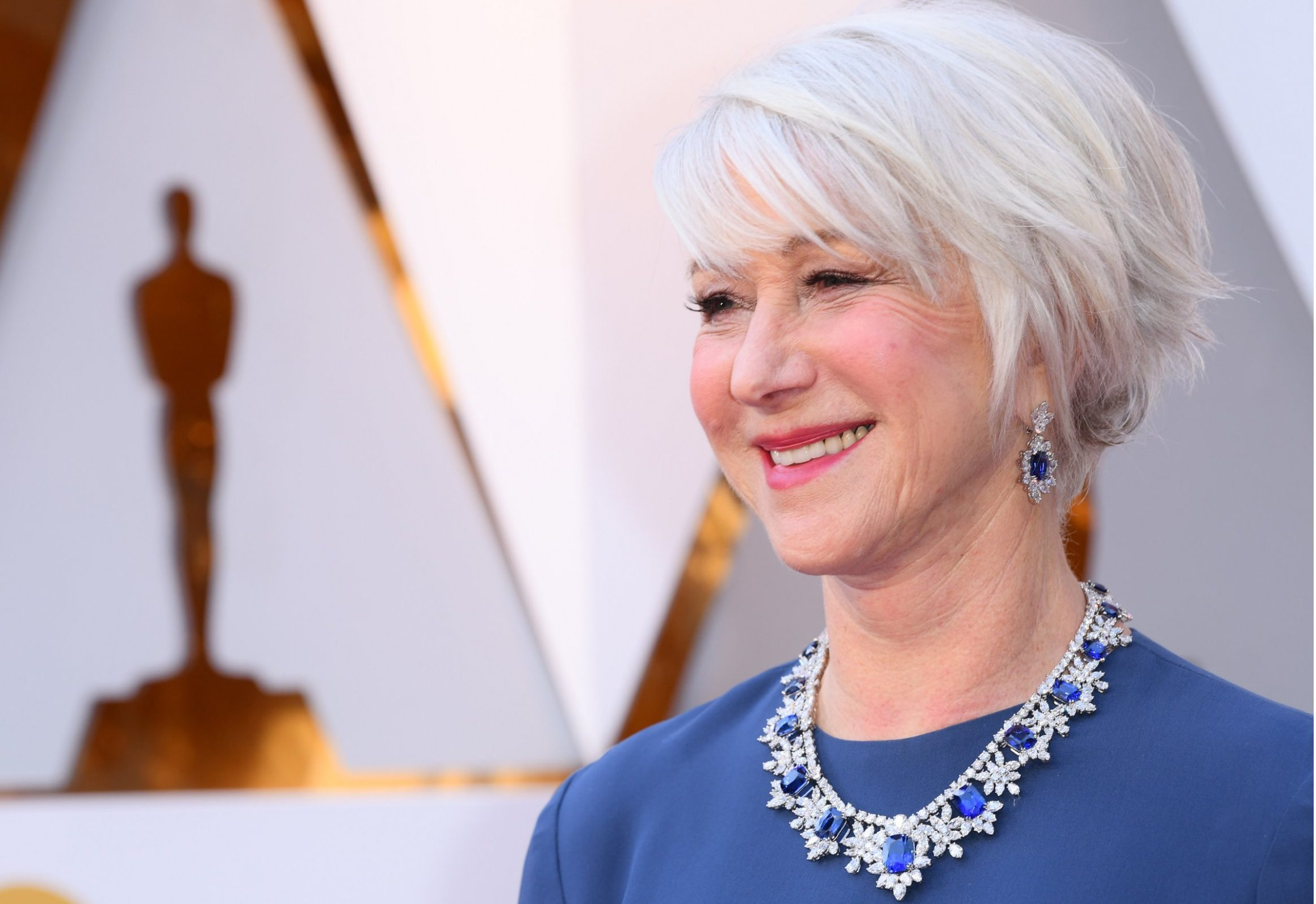 Mandatory Credit: Photo by David Fisher/REX/Shutterstock (9446173eh) Helen Mirren 90th Annual Academy Awards, Arrivals, Los Angeles, USA - 04 Mar 2018