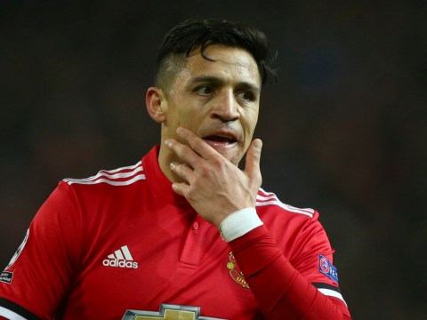 Alexis Sanchez accidentally reveals Manchester United's home kit for next season