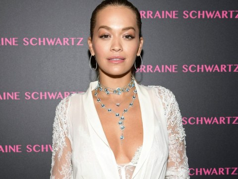 Rita Ora defends Girls over controversial bisexual lyrics as she begs fans to move on