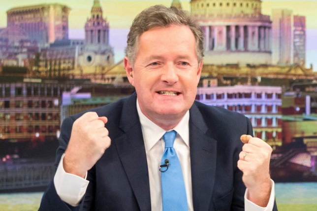 Piers Morgan cover image