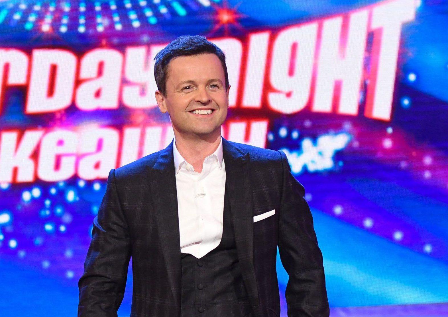 Declan Donnelly 'taking a break' after Saturday Night Takeaway finale ahead of Britain's Got Talent