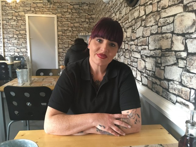 Picture: Tom Bokros - Five years ago Alison Middleditch found herself a single mum in a strange city, suffering from depression and living on benefits. So she made a momentous decision. She decided that one day she would be running her own business.