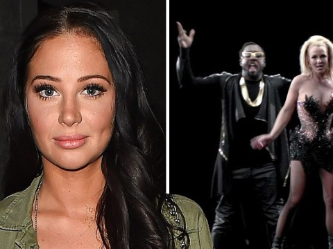 'Chicken dinner, everyone's a winner': Tulisa speaks out on winning legal battle against Will.i.am and Britney Spears
