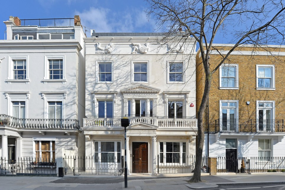 (Picture: Roxstone) Luxury estate agent Rokstone have launched Havona House at 57 Pembridge Villas in Notting Hill, a magnificent and beautiful neoclassical style 8,700 sqft seven bedroom mansion with an abundance of entertaining space, 1,409 sqft of garden and balconies and a private spa with 21 metre swimming pool. It is the largest newly built house to be constructed in Notting Hill in over a decade. Built on a site formerly occupied by a hotel, Havona House is a legacy project by boutique developer Albert Bridge Properties Ltd and is the result of a four year multi-million design and construction project.