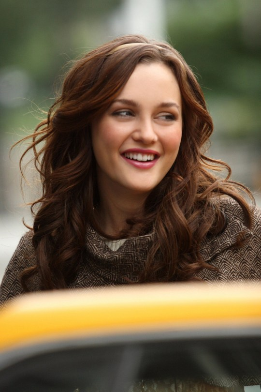 No Merchandising. Editorial Use Only. No Book Cover Usage. Mandatory Credit: Photo by Cw Network/Kobal/REX/Shutterstock (5886128ap) Leighton Meester Gossip Girl - 2007 Cw Network USA Television