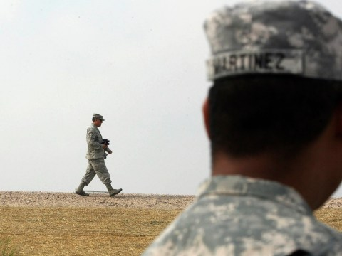 President Donald Trump deploys National Guard to Mexican border