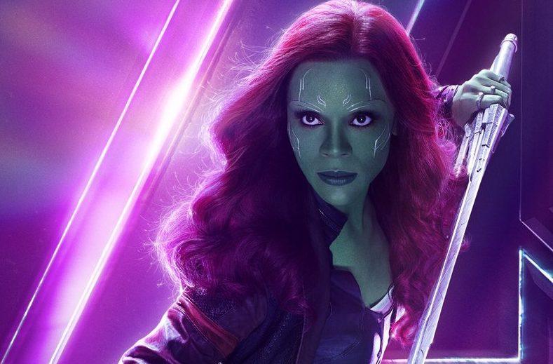 Gamora's sword can actually kill an Asgardian so sorry Thor
