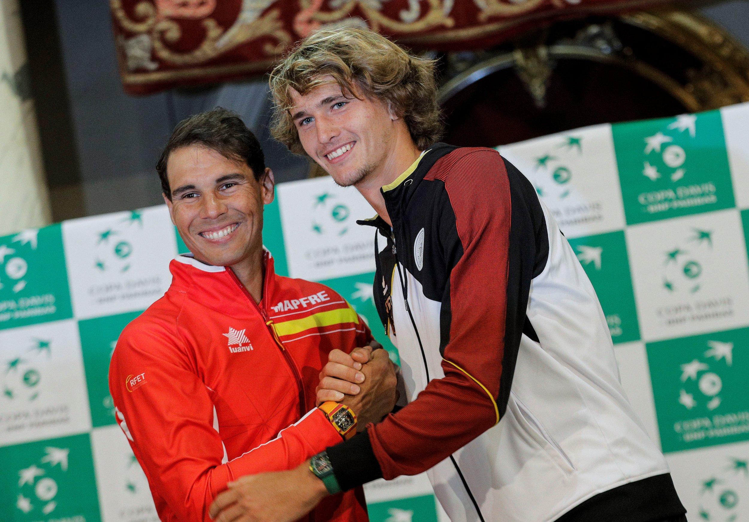 Rafael Nadal still struggling for full fitness ahead of Davis Cup return