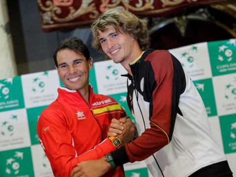 Rafael Nadal still struggling for full fitness ahead of Davis Cup return
